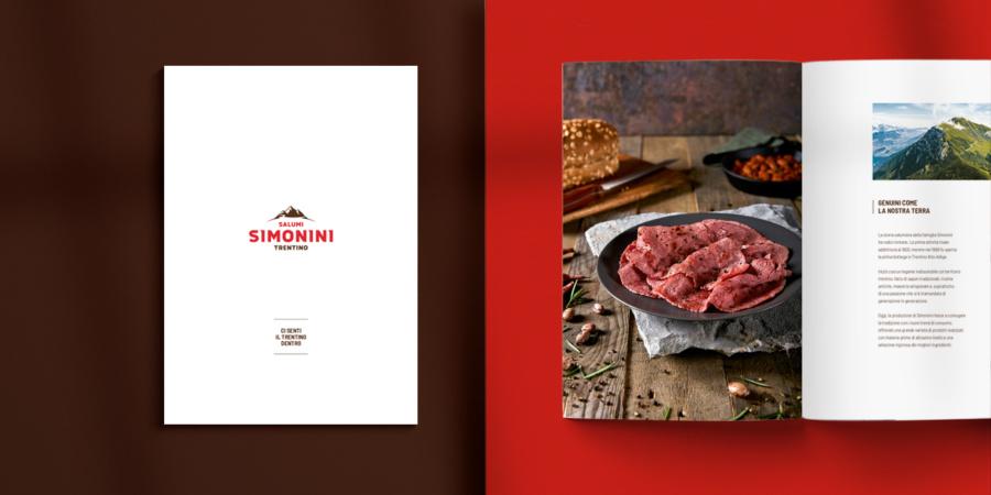 Salumi Simonini. Rebranding per una nuova identità di marca.